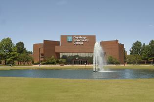 Cuyahoga Community College Western Campus