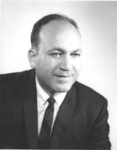 Dr. Bernard Silk- Former Western Campus President.