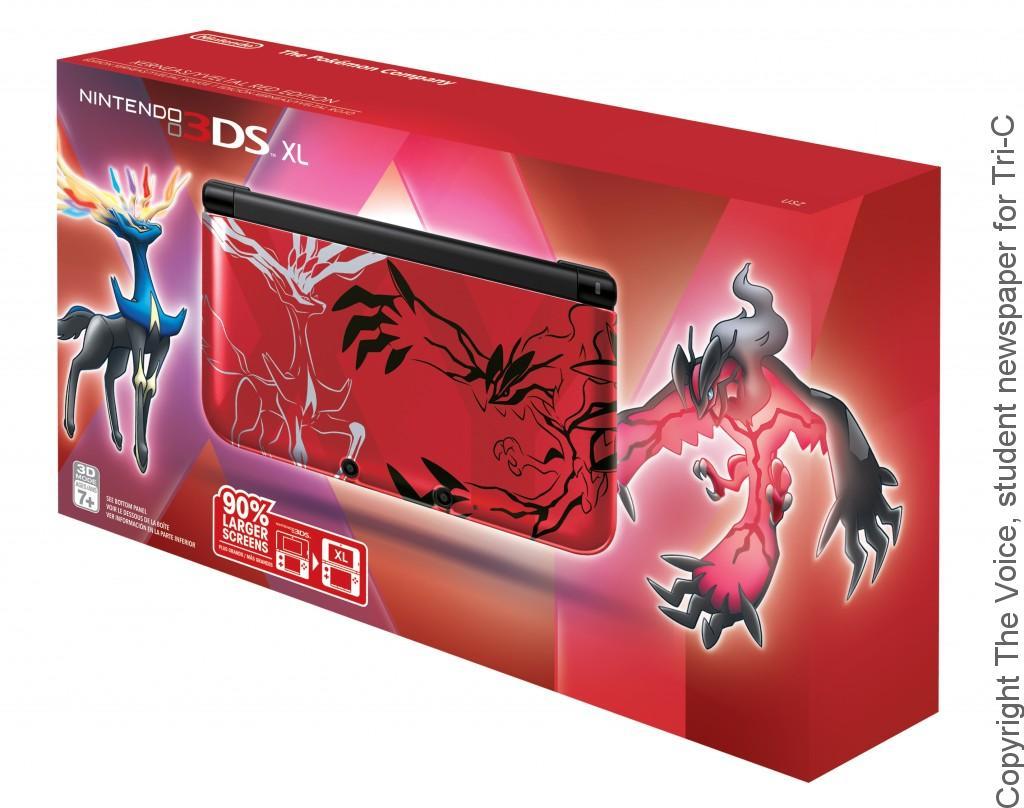Pokemon XY 3DS XL_Red Box_rgb