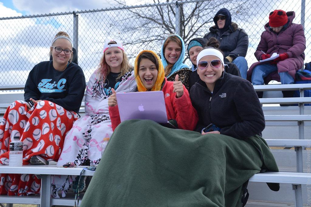 tri-c softball team