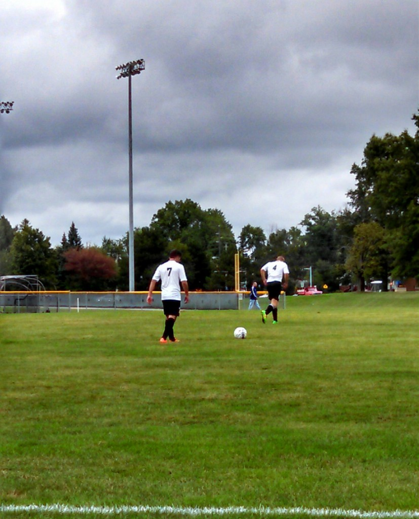 Tri-C's rough week culminated with a 6-0 loss to Schoolcraft College on Sep 11. Photo by Robert Fenbers